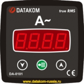 DA-0101 Амперметр,1 фаза, 96x96mm