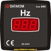 DF-0101 Модуль измерения , 1фаза , 96x96mm IP54