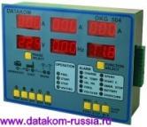 DKG-504 Блок автоматики электросети с измерительной панелью