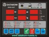 DKG-527 Блок для автозапуска и остановки электроагрегата с J1939