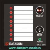 DKG-605 Блок контроля параметров генерируемого напряжения 24В