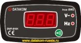 DVF-0101 Вольт-частотный, 1 фаза, 96x48mm/ 72x72mm