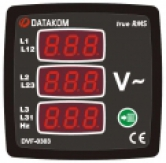 DVF-0303 Вольтметр -Частотомер