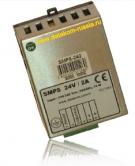 SMPS-124 Зарядное устройства с креплением на Дин-рейку  12V4A