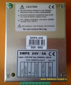 SMPS-245 Зарядное устройства 24V5A